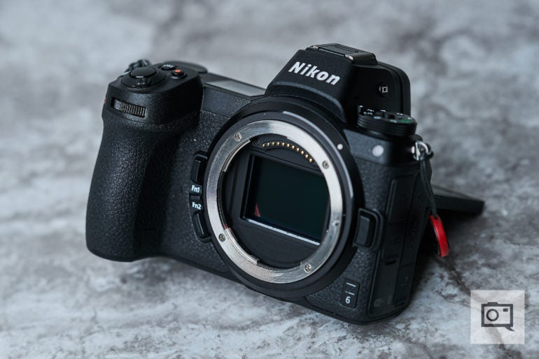 Nikon Full Frame Mirrorless