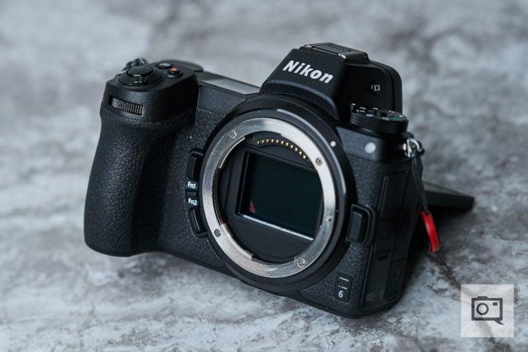 Nikon Full Frame Mirrorless