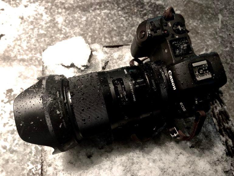 obiectiv Sigma 35mm F1.2 FE pt canon