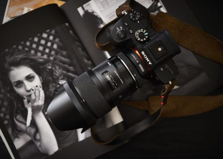 Noul obiectiv Sigma 35mm F1.2 FE