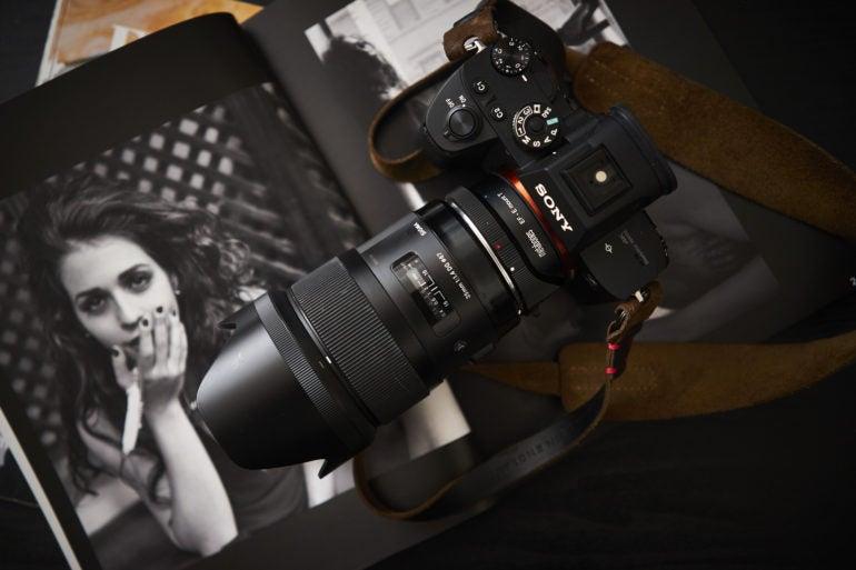 obiectiv Sigma 35mm F1.2 FE pt Sony