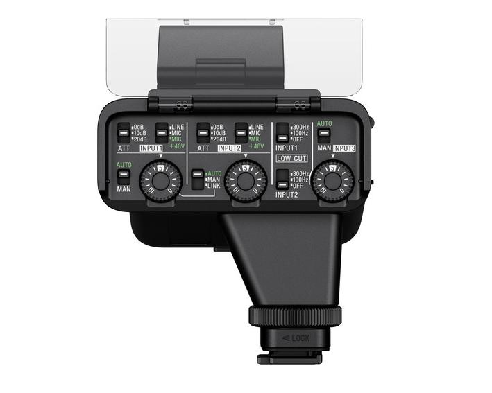 SONY A7R IV cu XLR-K3M XLR