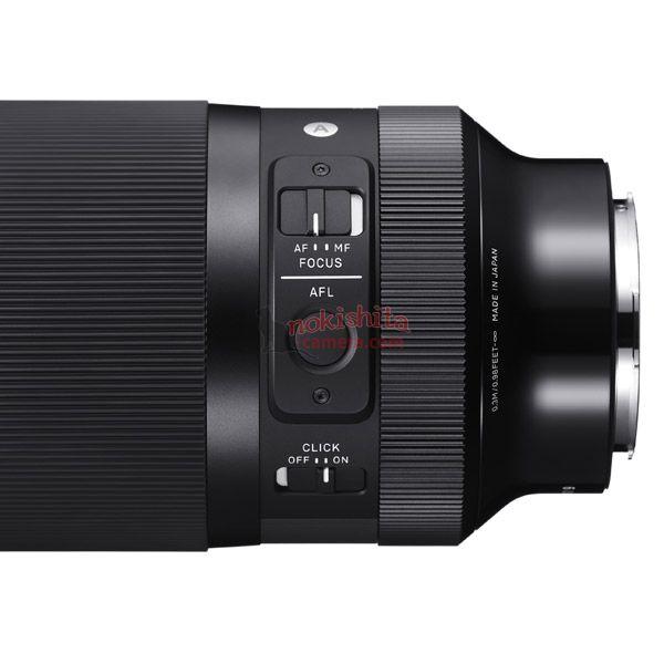 Lentile Sigma 35mm