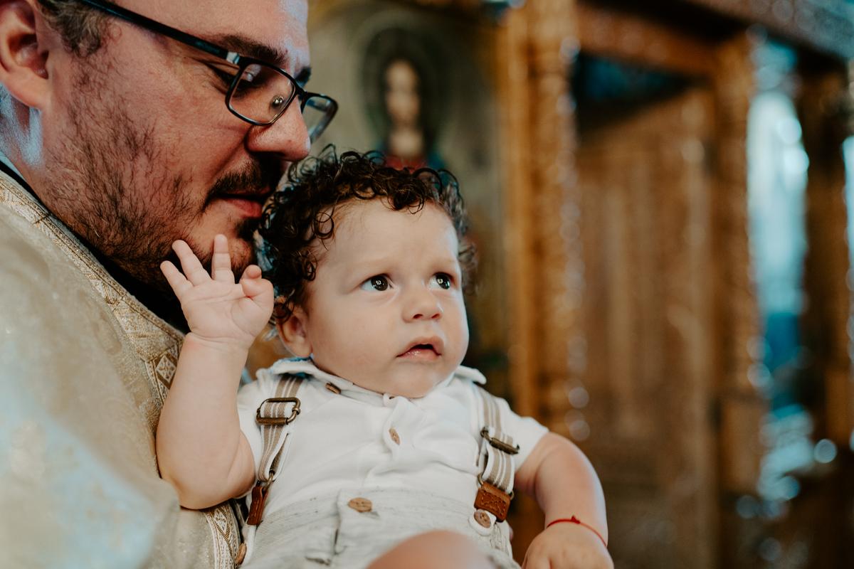 Fotografie de botez sibiu bucuresti