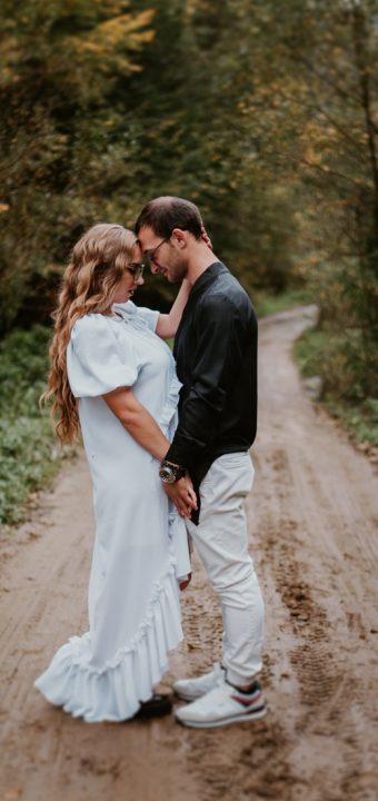Before wedding la Brasov - Alexandra & Mihai
